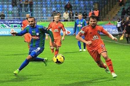 Turkey Super League » Istanbul Basaksehir (2nd) vs (14th